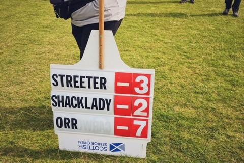 Scottish Seniors Open 2019