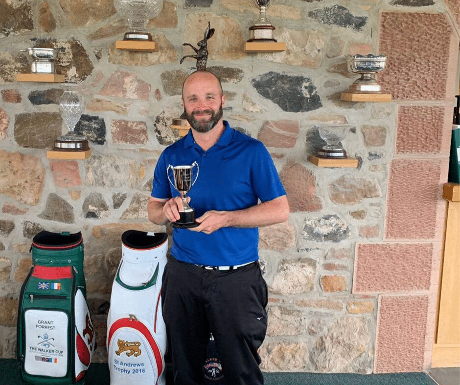 Craigielaw South Links Competition - Alan Reoch